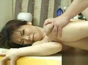 Japanese Tolerant Gets A Rub-down Added to Intrigue b passion